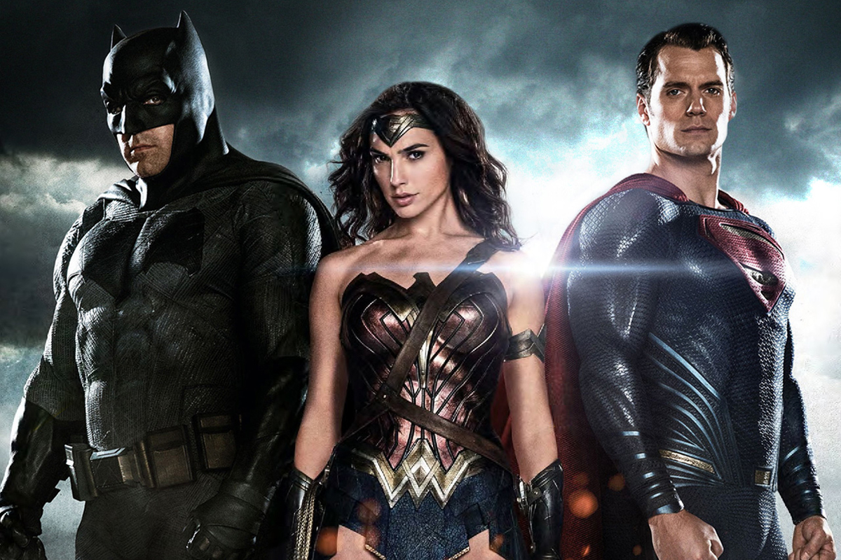 Justice League y Wonder Woman, primeros avances