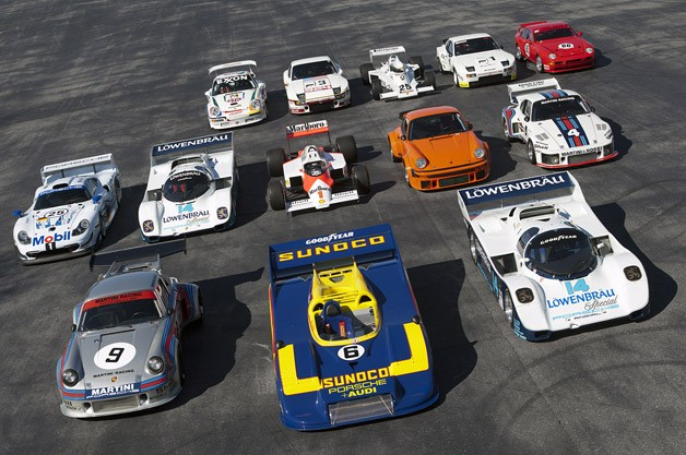 Drendel Porsche Collection