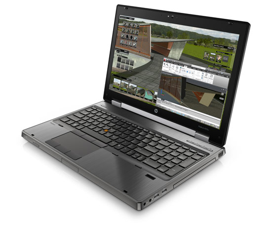 HP takes EliteBook Wseries on a trip to Ivy Bridge, throws in Z220 Xeon workstation for good measure