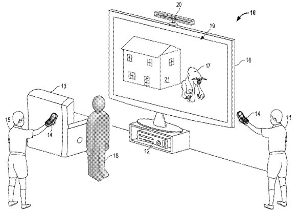 Microsoft patent applications take Kinect into mobile cameras, moviemaking