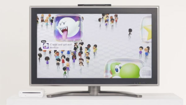 Wii U's Miiverse, Chat, TVii, and eShop features will arrive in a dayone software update