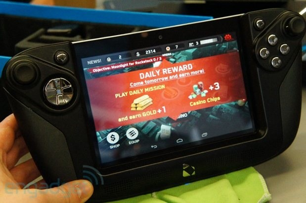Handson with the smaller, less expensive 7inch Wikipad
