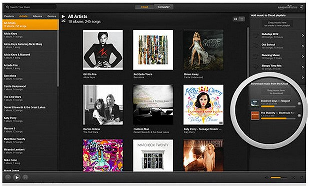 Amazon Cloud Player scores a dedicated PC app, Mac version in the works