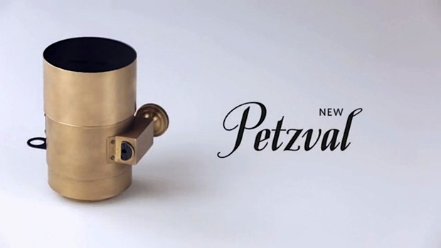 Lomography reinvents Petzval lens for analog and digital SLRs