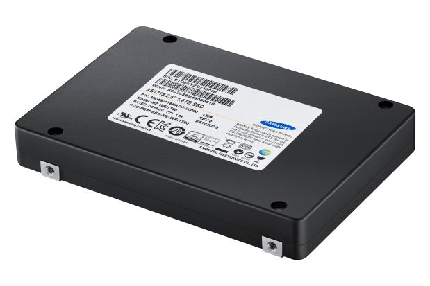 DNP Samsung's blazing fast enterprise SSD announced,