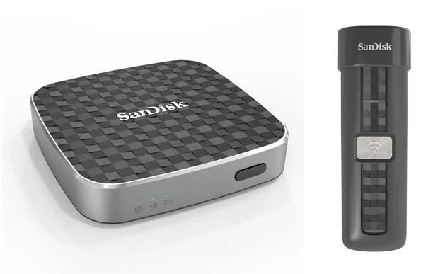 SanDisk Connect is a new series of wireless storage and streaming devices starting at $50