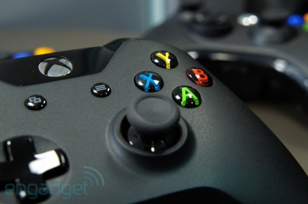 Xbox One gamepad to become PC compatible in 2014