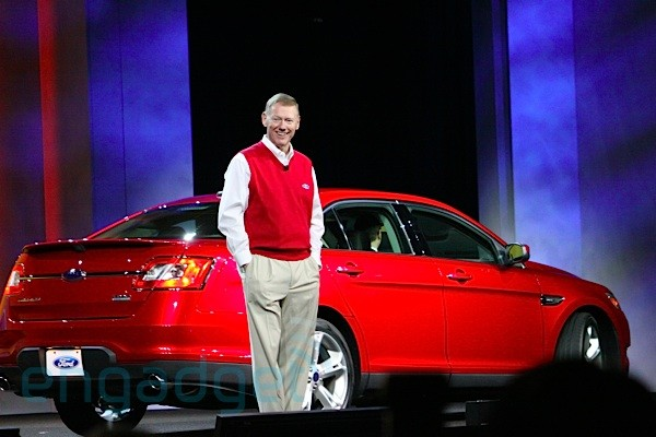 Ford CEO Alan Mulally's IFA keynote