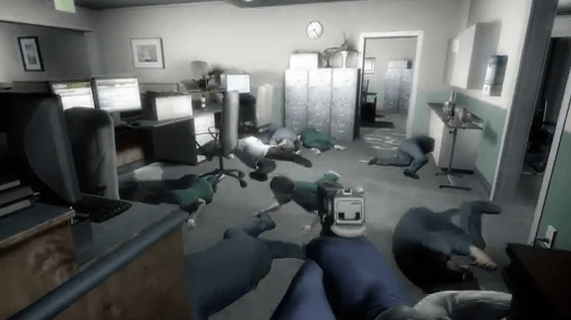 Payday The Heist  No Mercy sets the scene for Left 4 Dead