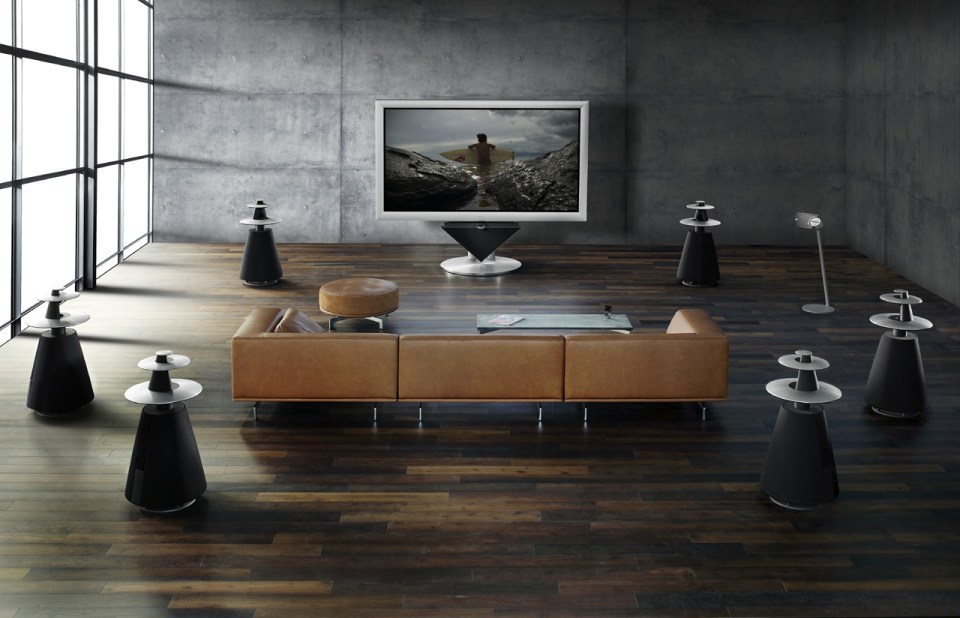 01 beovision4 intro 20 Beautiful Entertainment Room Ideas