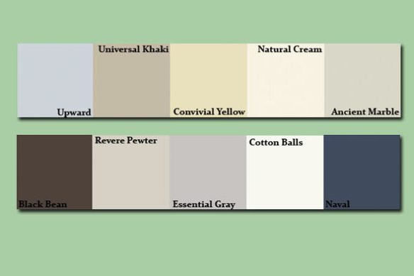 The meaning of color and the influence it has on your for Sherwin williams cotton white