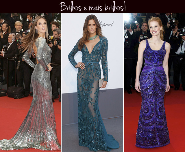 Mais looks lindos de Cannes! | Blog da Alice Ferraz