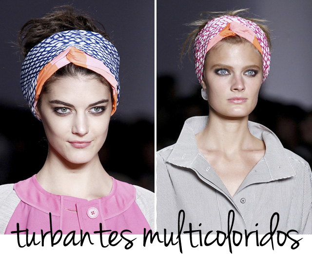 No verão e de turbante! | Blog da Alice Ferraz