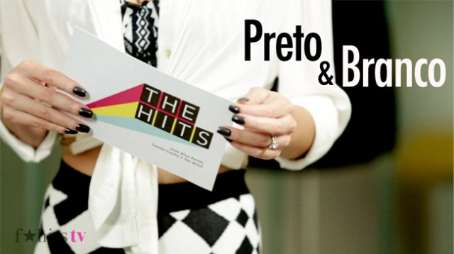The Hits: Preto & Branco | Blog da Alice Ferraz