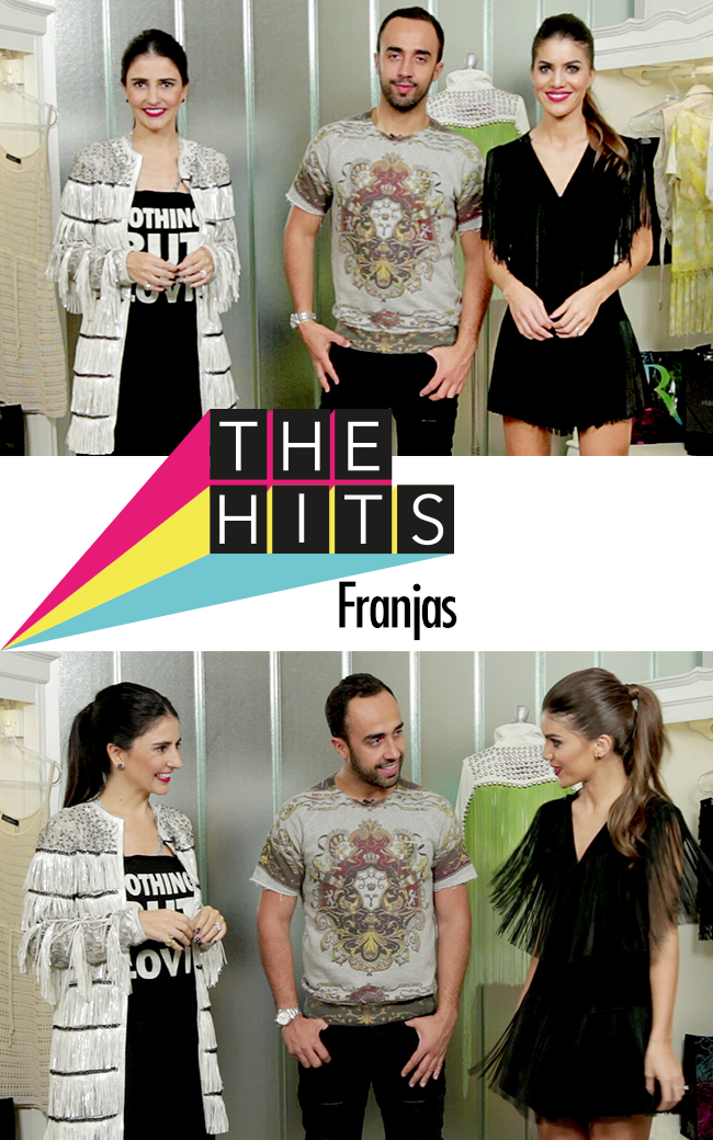 The Hits   como usar franjas | Blog da Alice Ferraz