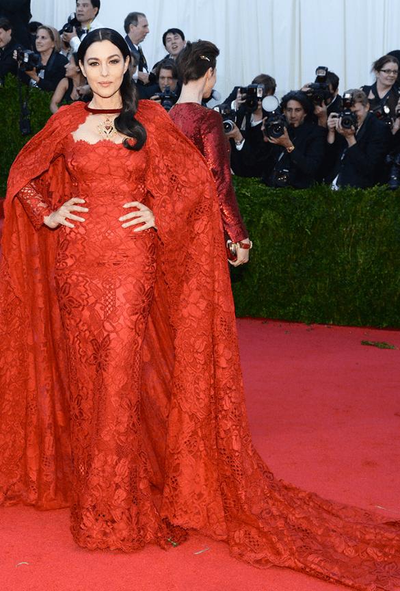 Monica Bellucci_dolce Gabbana