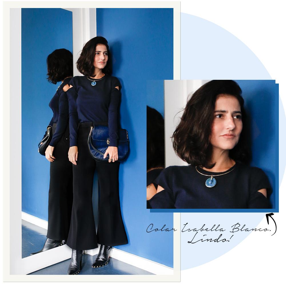 My Choice: Coleção Egito Isabella Blanco