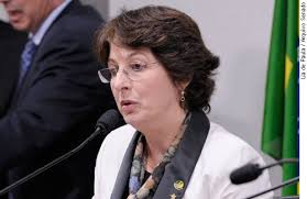 Senadora Ana Rita é quem coordenará encontro