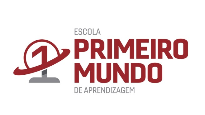 Escola Primeiro Mundo nova Logo