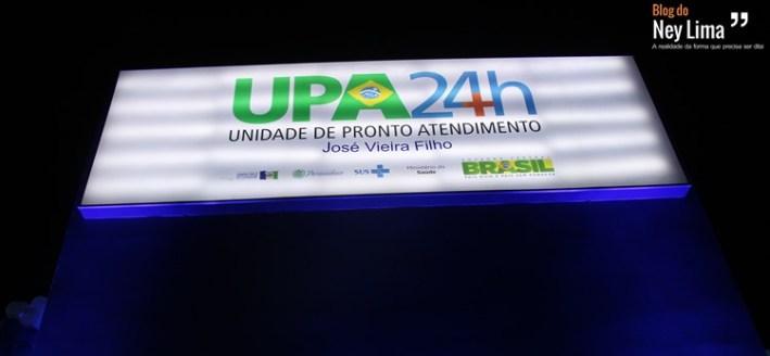A vítima foi socorrida para a UPA 24 horas de Santa Cruz.