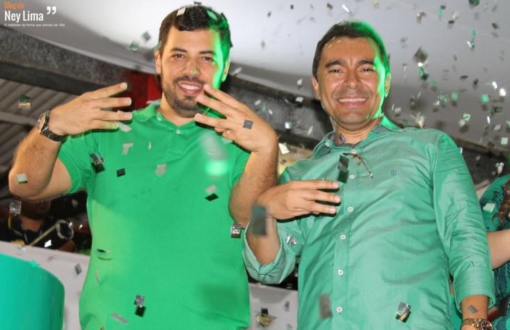 Edilson Tavares e Romero Leal Filho