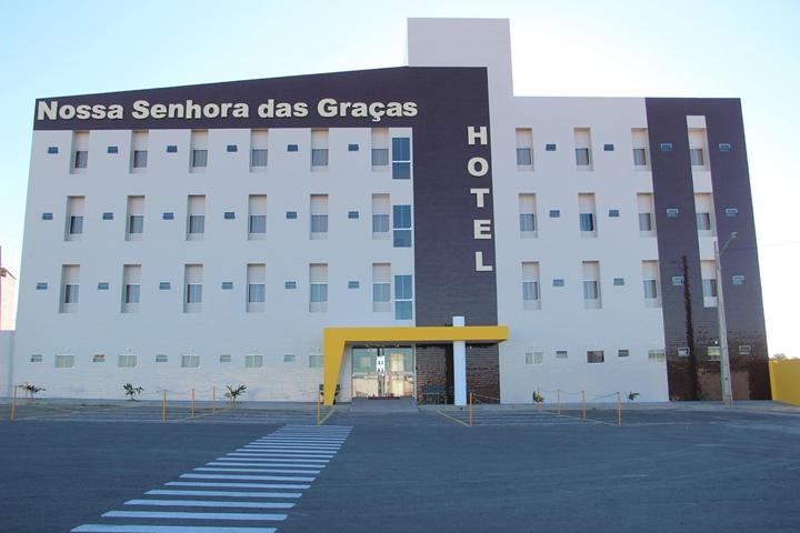 Hotel Nossa Senhora das Graças é o 19° a dar suporte aos clientes que frequentam o maior centro atacadista de confecções do Brasil.