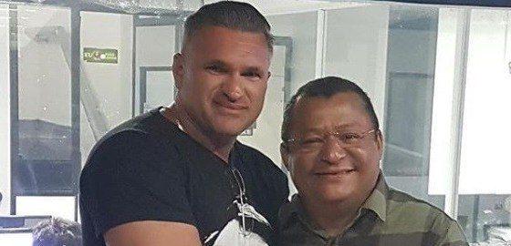 Julian Lemos diz que Nilvan Ferreira é o seu candidato a prefeito de João Pessoa
