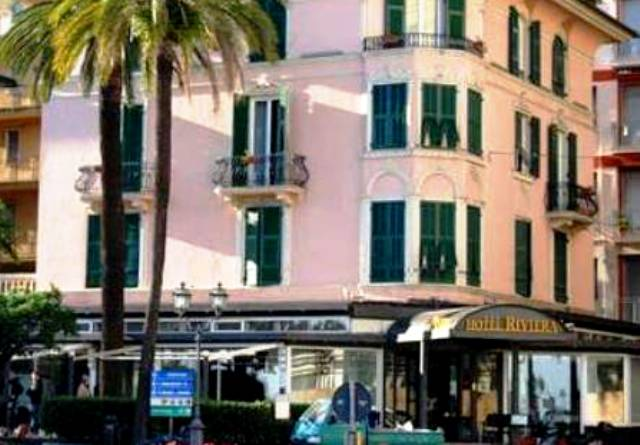 The Hotel Riviera is where Hemingway set his story, The Cat in the Rain.