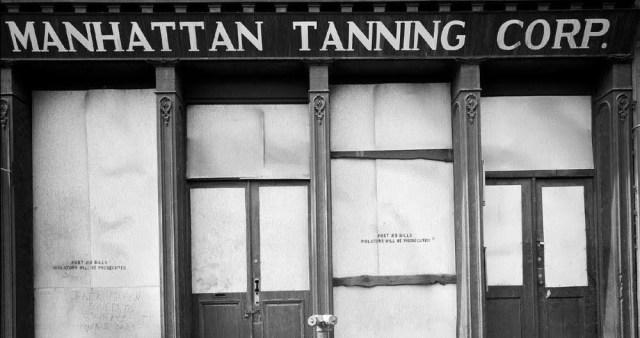 Manhattan Tanning Corp.