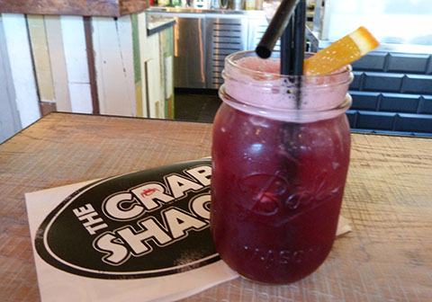 Crab shack sangria