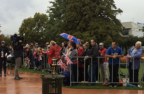 Royal Visit NZ