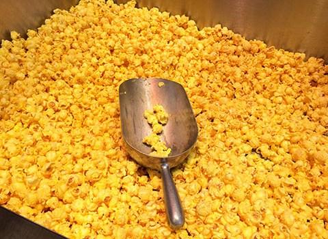 Cheese popcorn Chicago