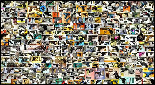 Guns at airports