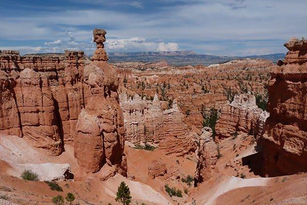 Bryce Canyon hoodoo
