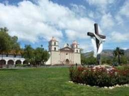 The Mission, Santa Barbara