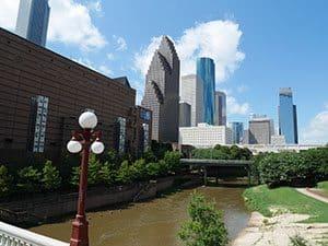 Houston tour