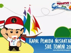Daftar Gratis Ikut Sail Tomini 2015