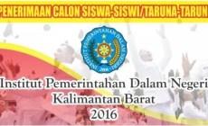 Permalink to Info Seleksi Penerimaan Calon Praja IPDN Tahun 2016