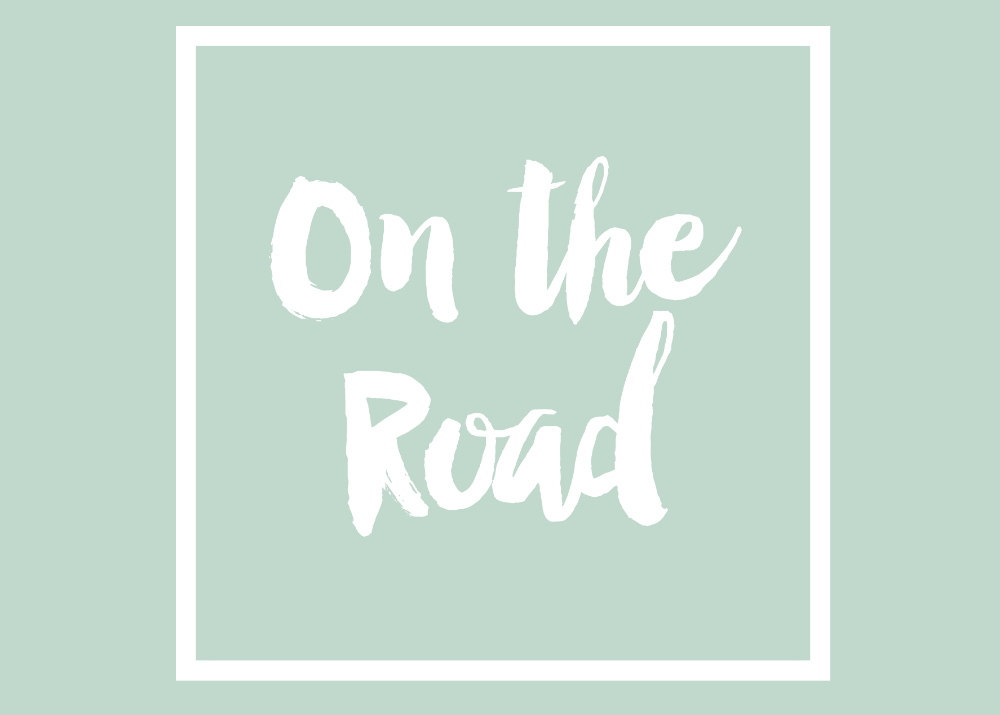 On The Road | Boot Camp Blog Challenge | Blogging Abroad