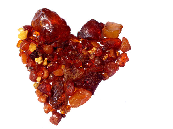 amber-heart