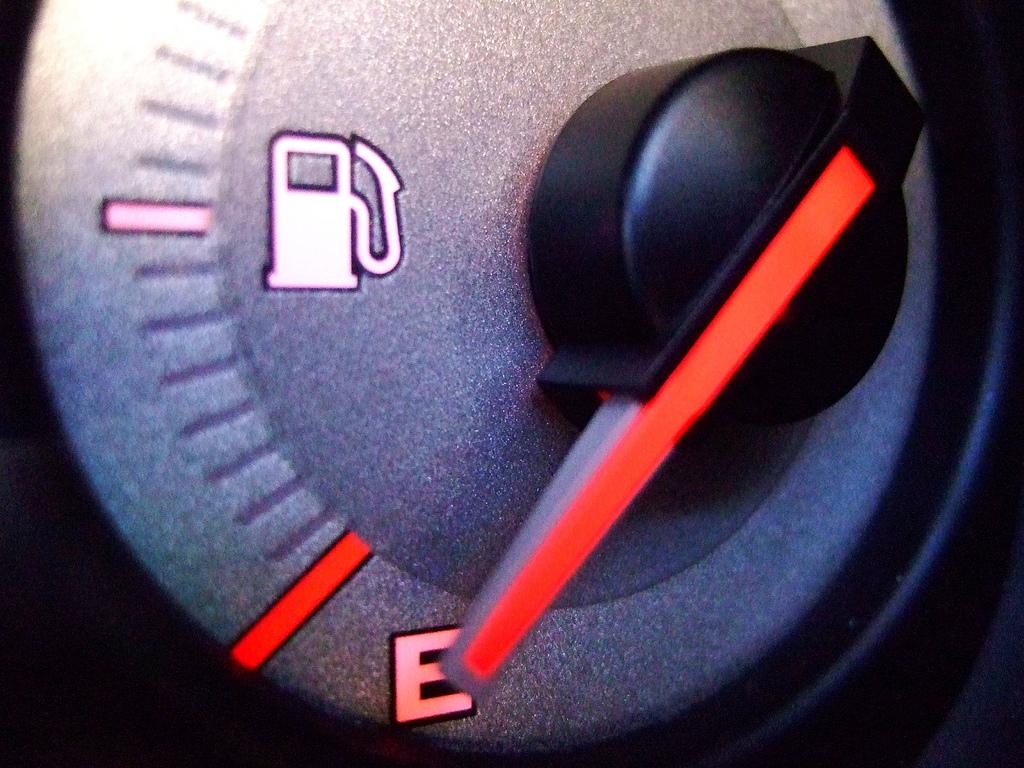 empty-fuel