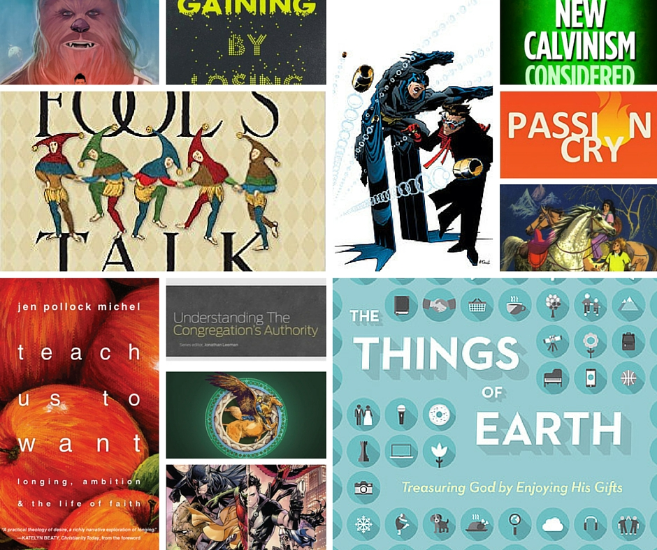 March 2016 reads