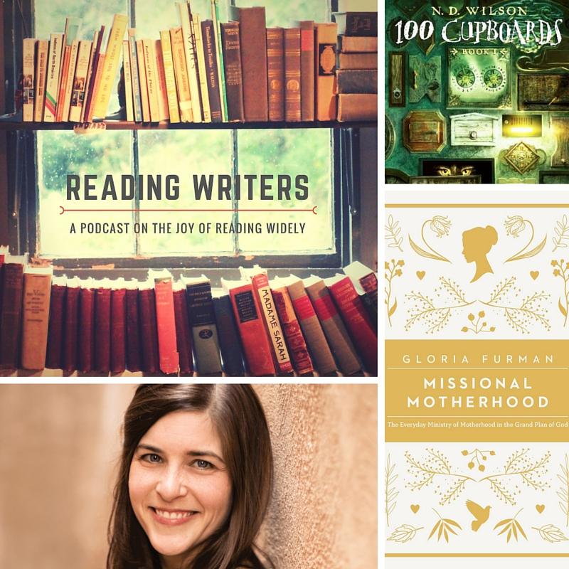 Reading Writers with Gloria Furman