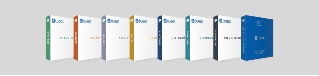 The Suite of Logos 7 packages