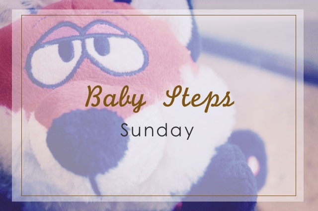 Photography Baby Steps – Sunday