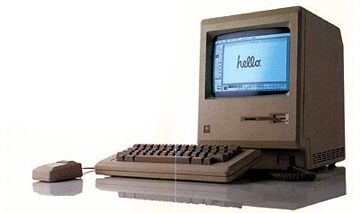 Apple Macintosh en 1984