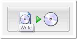 Escribir imagen ISO con ImgBurn