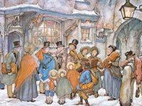 Chanson de Noël :God Rest Ye Merry Gentlemen