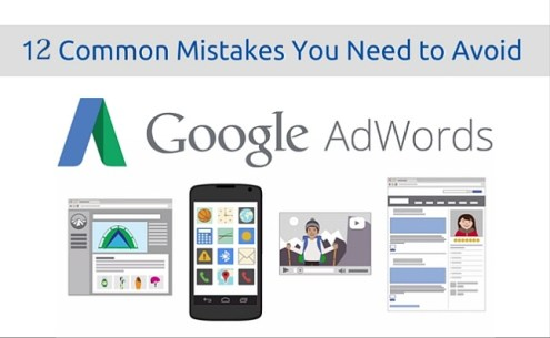 12-Common-Google-Adwords-Mistakes