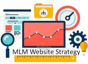 MLM Website Strategy